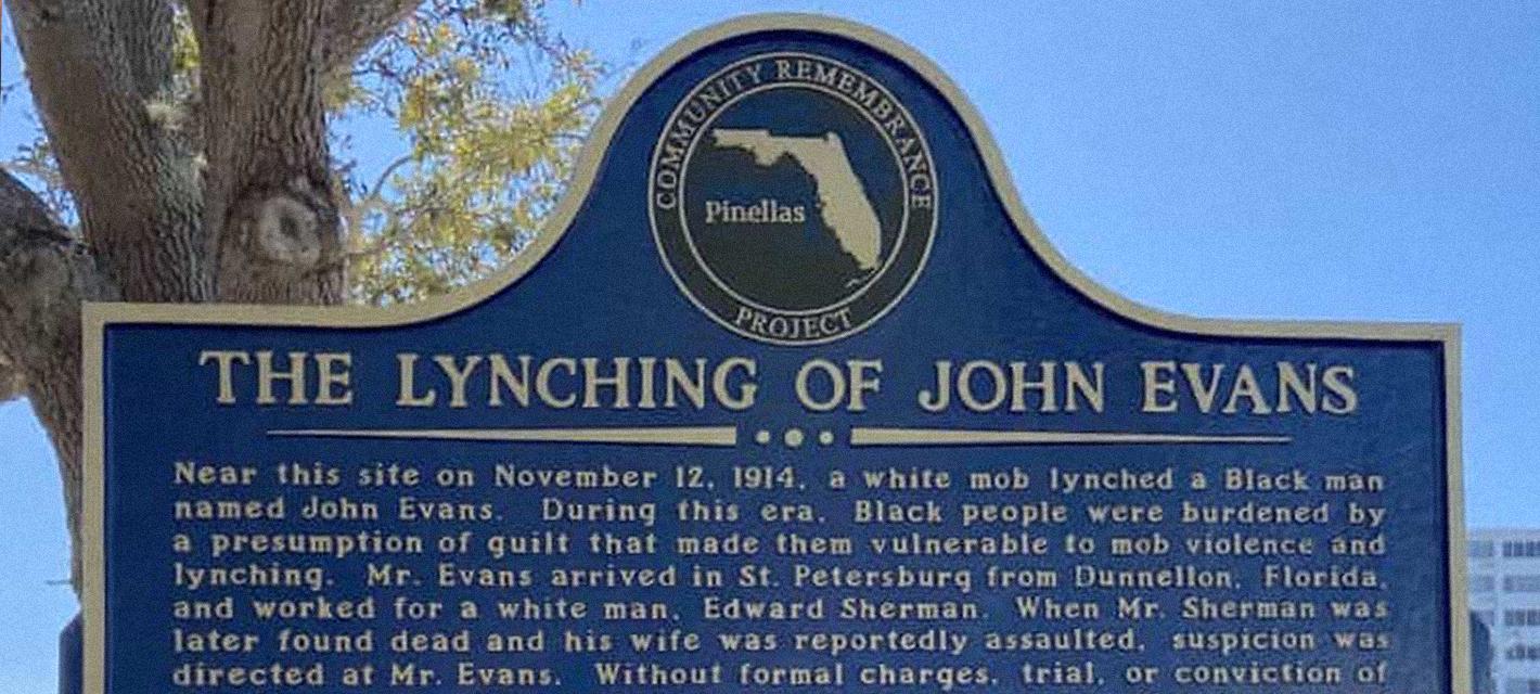 John Evans Memorial